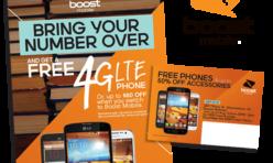 Boost Mobile EDDM